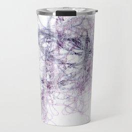Threaded fibres Travel Mug