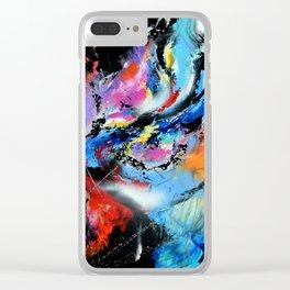 Erotica Clear iPhone Case