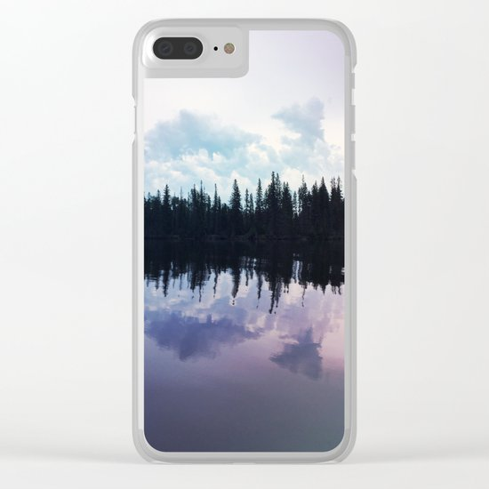 The north remembers Clear iPhone Case
