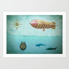 Navigators Art Print