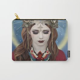 Ave Maria Carry-All Pouch