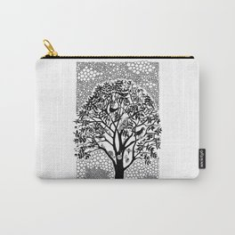 NOT just a Tree Carry-All Pouch