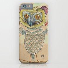 GINGERBREAD BIRD iPhone 6s Slim Case