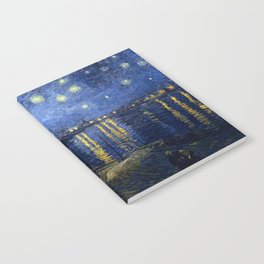 Vincent van Gogh's Starry Night Over the Rhone Notebook