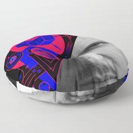 Maceo Plex By Sebas Rivas Floor Pillow