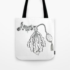 Lettuce Spray... Amen Tote Bag