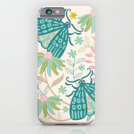 TWO MOTHS iPhone Case