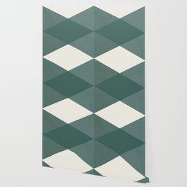 Simple geometrical pattern Wallpaper