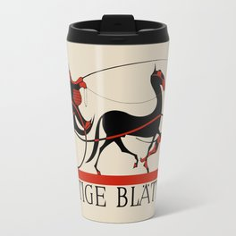 Lustige Blaetter (Funny pages) Travel Mug