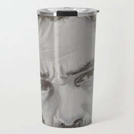 Damien Saez Travel Mug