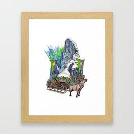 Big Summer Blowout  Framed Art Print