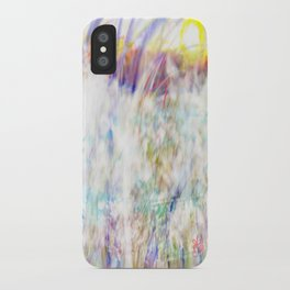 Sunrise of Sunset On Fire iPhone Case