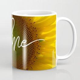 Shine Sunflower Coffee Mug