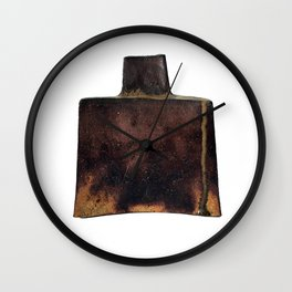 Photograph of Square Vase, Ceramic Art by Rostislav Eismont of Whipple Hill Art Collective Wall Clock