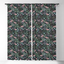 Moth & Starling Blackout Curtain