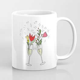 Celebrating spring! Coffee Mug