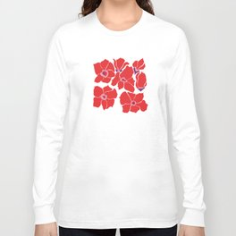 Coquelicots Long Sleeve T-shirt