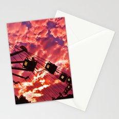 Summer Swing Stationery Cards