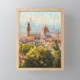 Florence, Italy Framed Mini Art Print