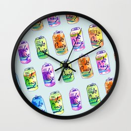 La Croix 4 Lyfe Wall Clock