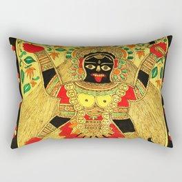 Hindu Kali 20 Rectangular Pillow