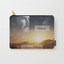 Whoa -Keanu Reeves Carry-All Pouch