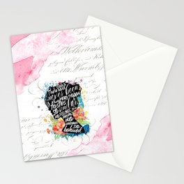Persuasion - So Beloved Stationery Cards
