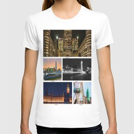 On a clear day, you can see London T-shirt