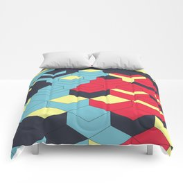 Two Sides A + B Comforters