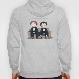 Step Plushie Brothers Hoody