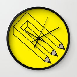 Illusion of Work Wall Clock