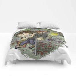 Adrenaline Rush (Elements Of Graffity series) Comforters