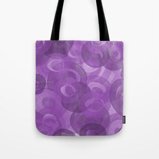 Spring Swirls Tote Bag