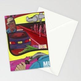 TUK TUK BANG COCK Stationery Cards