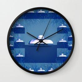 1950's UFO Wall Clock