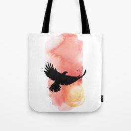 Eagle Solstice Tote Bag
