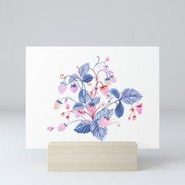 Smultronstället Mini Art Print