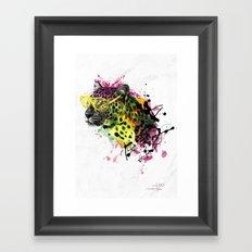 Club Leo Framed Art Print