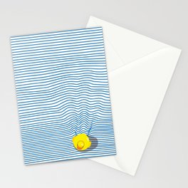 Rubber Ducky Stationery Cards