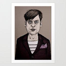 Baldur Helgason Art Print