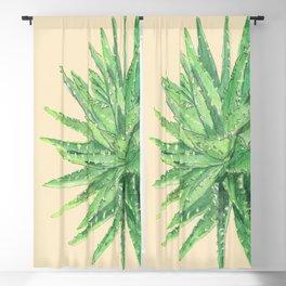 Aloe Blackout Curtain