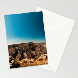 Sunny day in Val Rosandra Stationery Cards