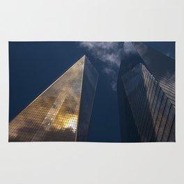 World Trade Center Rug