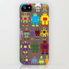 Robot Army iPhone (5, 5s) Slim Case