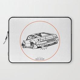Crazy Car Art 0206 Laptop Sleeve