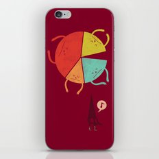 Don't be a Statistic iPhone & iPod Skin