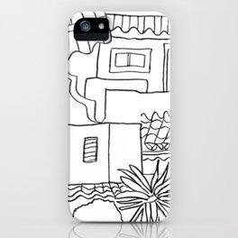 Garden Of Malaga iPhone Case