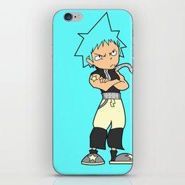 Loudest Ninja, Yahoo! iPhone Skin