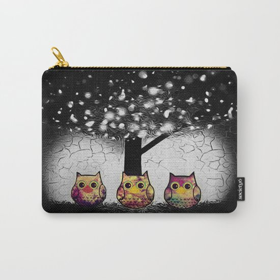 owl-52 Carry-All Pouch