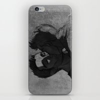 sterek iPhone & iPod Skins featuring Sterek kiss by littlecofiegirl